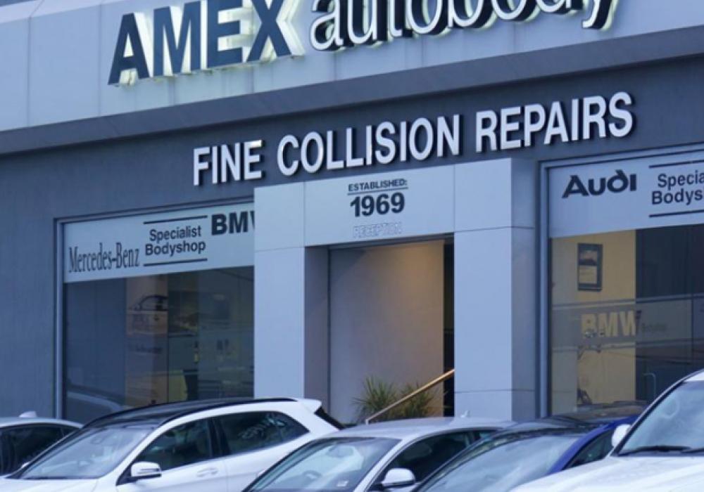 Amex Auto Body